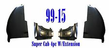 1999 2015 Ford 4Pc Super Duty Extended Cab INNER JAMB & Cab Corner SET F250 F350
