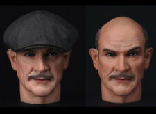 Rare 1/6 scale The Untouchables Sean Connery Head Sculpt IN store new arrival