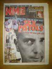 NME 1996 JUNE 15 SEX PISTOLS WELLER BECK OASIS ONO CURE