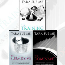 Tara Sue Me The Submissive Series Collection 3 Books Set Dominant, Training NEW