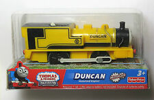 New In Box Thomas & Friends Trackmaster Motorized Engine Duncan