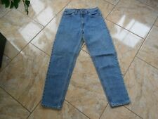 H3953 Levis 550 Relaxed Fit Tapered Leg Jeans W31 Mittelblau  Gut