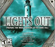 DARK FALL 2: LIGHTS OUT PC Game CD-ROM Adventure NEW
