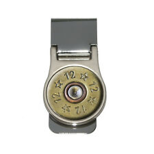 12 Gauge Spent Shell Bullet (Image Only) Ammo Gun Money Clip