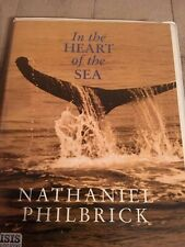 IN THE HEART OF THE SEA BY NATHANIEL PHILBRICK ISIS AUDIO BOOKS 8 CASSETTES