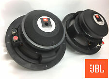 "JBL 2118H 8"" 8-ohm Midrange Speaker Pair, Tested Matched DCR's 4.9 / 4.9 - 07295"