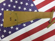 Housse US M1A1 PARATROOPER crosse repliable USA   ( WW2 USM1 A1 COVER CANVAS )