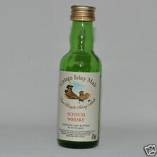 Signatory Vintage Islay Malt Whisky 40% 50ml Mini Collectors Bottle