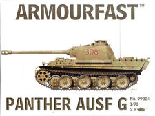 Armourfast 1/72 Panther Ausf G (2 Kits en Caja)