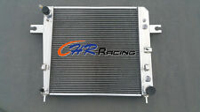 FOR aluminum alloy radiator Jeep Liberty KJ 3.7L V6 A/T 2002-2006 2003 2004 2005