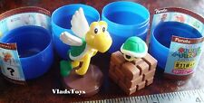 Furuta Choco Egg Super Mario Bros. #3 Green Shell & Koopa Paratroopa US Dealer