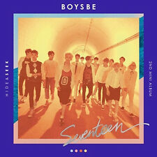 K-pop Seventeen - BOYS BE (2nd Mini Album) - SEEK ver. (STEEN02MN_seek)