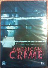 FILM DVD - AMERICAN CRIME IN ITALIANO NUOVO INCELLOPHANATO