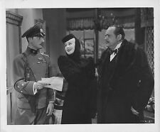 IDIOT'S DELIGHT original MGM lobby still photo NORMA SHEARER/EDWARD ARNOLD
