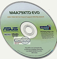 ASUS M4A79XTD EVO  MOTHERBOARD AUTO INSTALL DRIVERS M2783