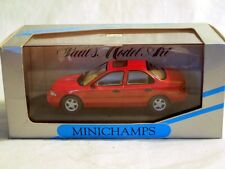 Minichamps 082000: Ford Mondeo Limousine - Rot, Diecast in 1/43, NEU & OVP