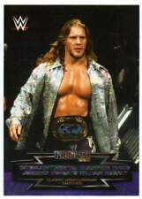 2015 Topps WWE Road to Wrestlemania Classic Matches #12 Chris Jericho