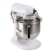 KitchenAid KSMC895WH Commercial Stand Mixer 8-Quart Stainless Steel White New