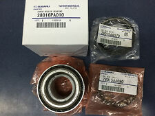 Genuine OEM Subaru Impreza STI Rear Axle Wheel Bearing & Seals Kit 2004-2007 STi