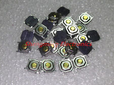 100pcs smd 4x4x1.5mm Tactile Push Button Switch Tact Switch Micro Switch 4Pins