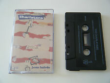 THE CHARLATANS JESUS HAIRDO CASSETTE TAPE SINGLE BEGGARS BANQUET UK 1994