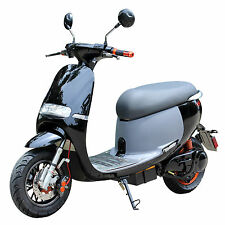 YD CIRKIT 1000W 72V Electric Moped Scooter Brushless Motor BLACK