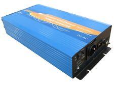 Convertisseur pur sinus 24V/220V 2000W avec chargeur