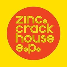 DJ ZINC- The Crack House EP CD (NEW 'Best of' 2009) Breaks/Dubstep Grime Benga