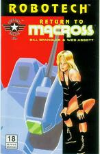 Robotech: Return to Macross # 18 (USA, 1995)