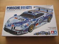 TOP!!! TAMIYA 24186 Porsche 911 GT1 1:24 in OVP!!!
