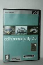 COLIN MCRAE RALLY 2.0 GIOCO USATO OTTIMO PC CDROM VERSIONE ITALIANA RS2 41525