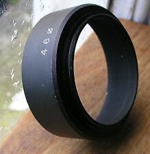 46mm Tornillo en Lens Hood sombra Usada Pero Buena