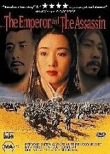 The Emperor And The Assassin (DVD, 2003)*R4*Like New*Based on true Story