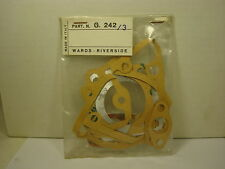 Vtg Benelli Wards Motorcycle Gasket Set_Genuine NOS_ Part G242/3