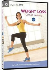 Stott Pilates: Weight Loss Circuit Training - Level 3 (2013, REGION 1 DVD New)