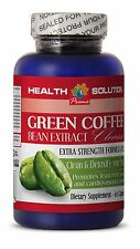 Fat Burner For Men - Weight Loss Pills GREEN COFFEE EXTRACT CLEANSE 1 Bottle