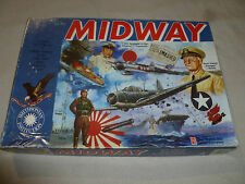 BOARD GAME AVALON HILL MIDWAY VINTAGE 1992 AH COMPLETE SMITHSONIAN EDITION CIB