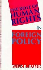 The Role of Human Rights in Foreign Policy, 2nd Edition