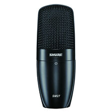 Shure SM27-SC Multi-Purpose Microphone