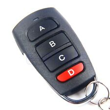 Universal 4 Button Cloning 433mhz Electric Garage Door Remote Control Key Fob TW