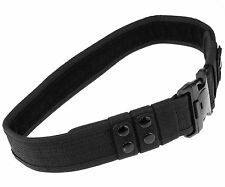 Security Army  Guard Parametic Utility Quick Release Belt UK NEW Q137
