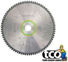 Festool Fine Tooth Saw Blade 260 x 30 x 2.5 x 80T For Kapex KS Saw - 494605
