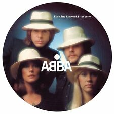 "ABBA DANCING QUEEN LIMITED EDITION 7"" PICTURE DISC 40th Anniversary (2016)"