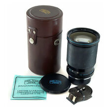 Praktica B Fit Carl Zeiss Jena 28-135mm f/4-5.6 zoom II MC  Lens*GOOD CONDITION*