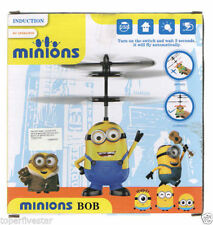 Flying Minion RC Sensor Control Helicopter Toy Unisex Aircraft Drone For Kids