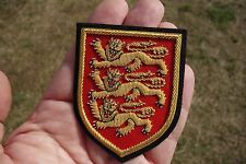 Three Lions Badge Soccer Patch England National Football Team
