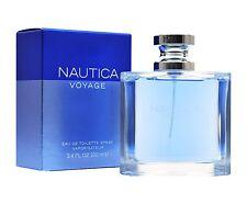 Nautica Voyage Eau de Toilette Spray for Men 100ml New In Sealed Box ✰Free P&P✰