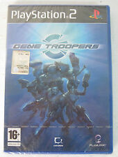 gene troopers play station 2 nuovo sigillato