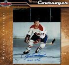 YVAN COURNOYER Signed & Inscribed Montreal Canadiens 8 x 10 Photo - 70227