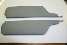 WE REBUILD YOUR OLD PAIR of XR-XY FALCON SUN VISORS in Vinyl *No fittings*